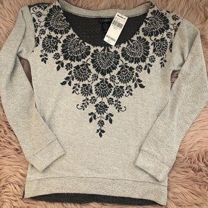 Daytrip Sweatshirt- new with tags